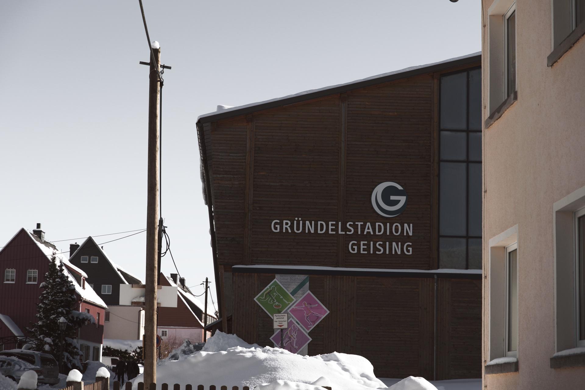 Gründelstadion Geising