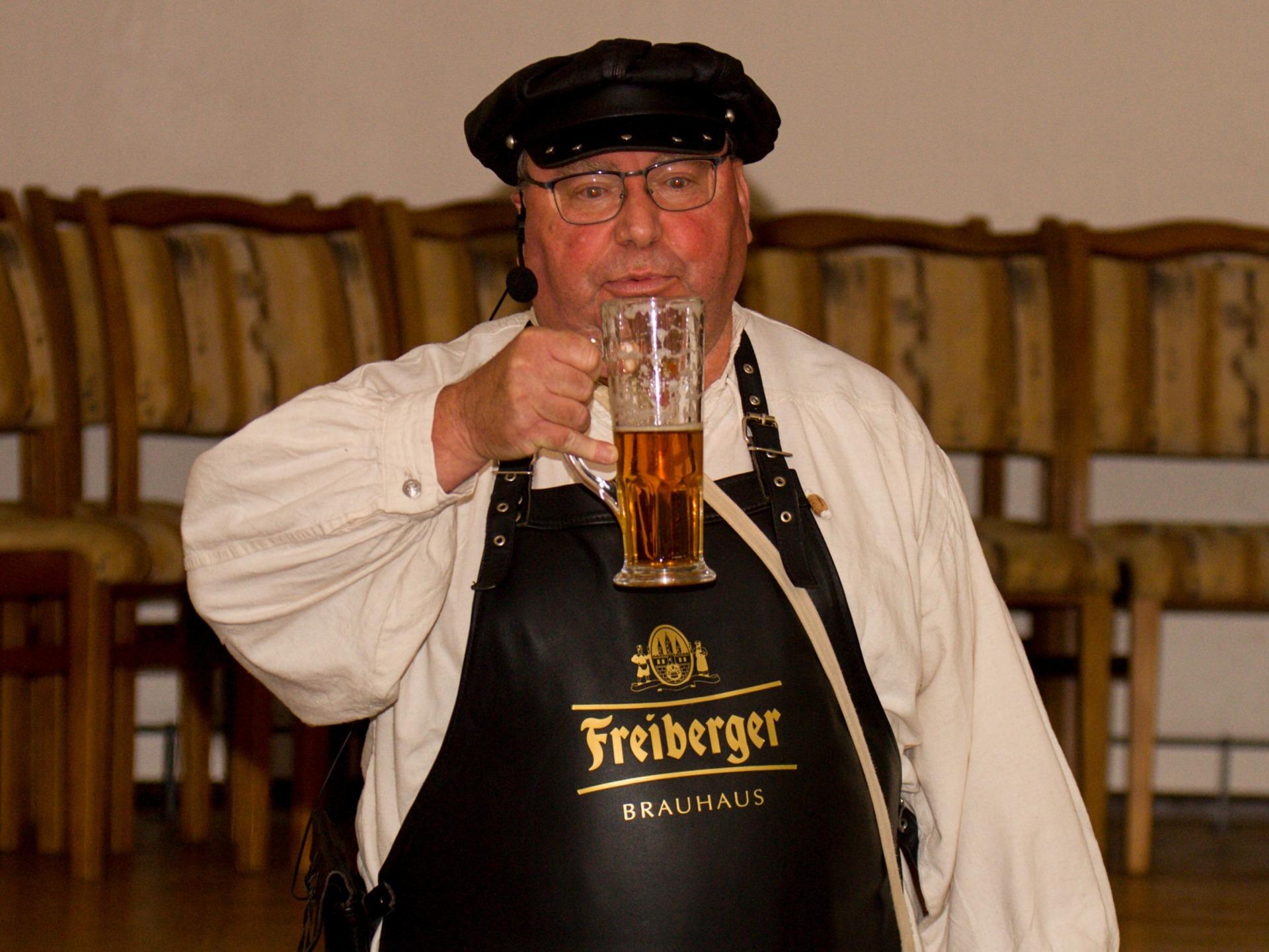 Bierverkostung mit Braumeister Michael