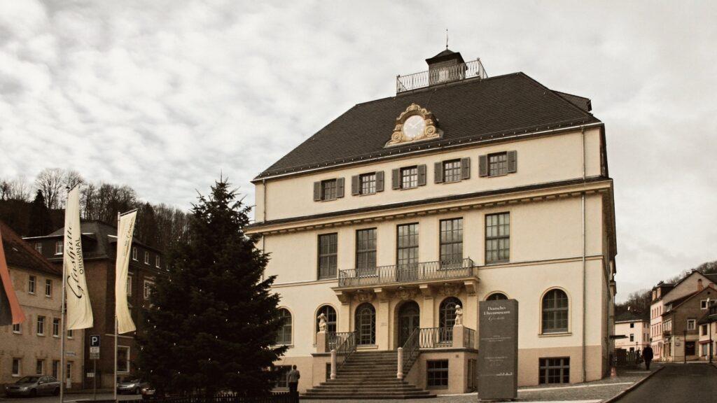 Uhrenmuseums Glashütte